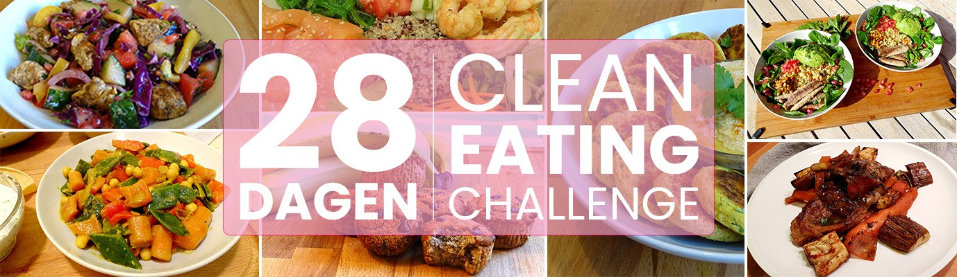 28 Dagen Clean Eating Challenge (Gold)