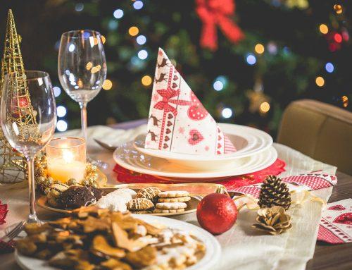 Tips voor een sfeervol kerstdiner