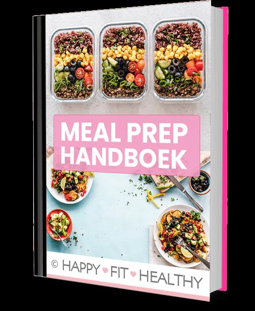 Het Meal Prep E-book
