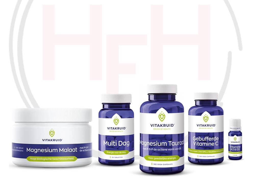 HFH 90 dagen Vitakruid Vitaal Pakket